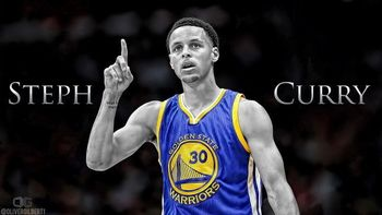 "091 Stephen Curry-Golden State Warriors NBA Basketbol MVP 43 ""x 24"" Afiş"