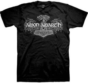 AMON AMARTH-Viking Atlar-T GÖMLEK S-M-L-XL-2XL Brand New Resmi T Shirt